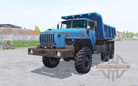 Урал 4320-1151-41 для Farming Simulator 2017