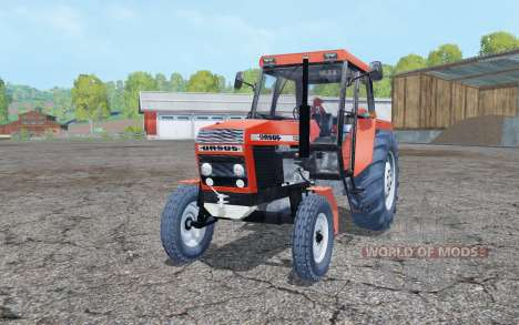 Ursus 1222 4x4 для Farming Simulator 2015