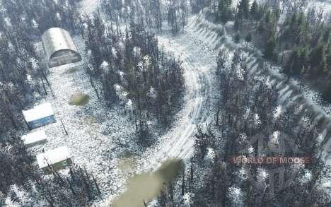 Весенний потоп v1.1 для Spin Tires