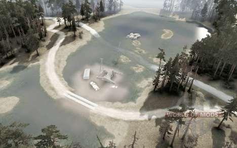 Заброшенные шахты v2.0 для Spintires MudRunner