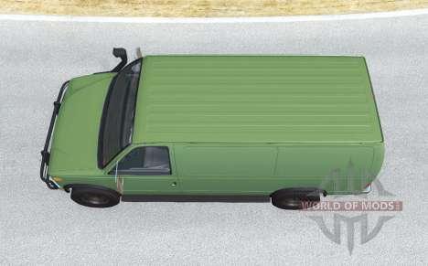 Gavril H-Series 1983 для BeamNG Drive