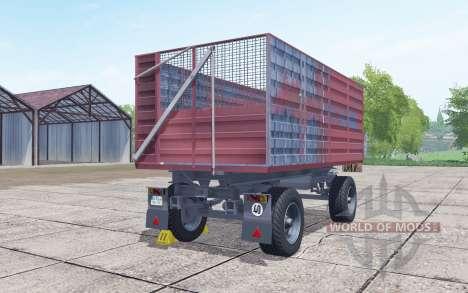 Conow HW 80 desaturated red для Farming Simulator 2017