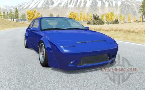 Ibishu 200BX Rocket Bunny v0.2 для BeamNG Drive