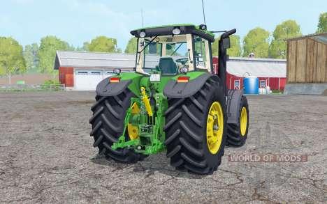 John Deere 7930 front loadeꞧ для Farming Simulator 2015