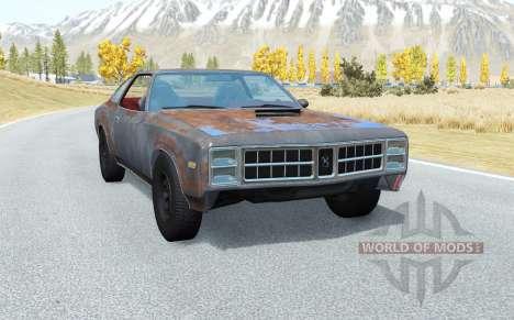 Bruckell Moonhawk General v3.0 для BeamNG Drive
