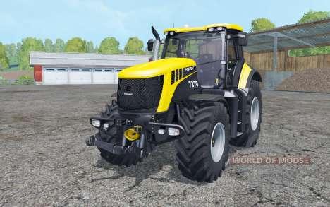 JCB Fastrac 7270 animated element для Farming Simulator 2015