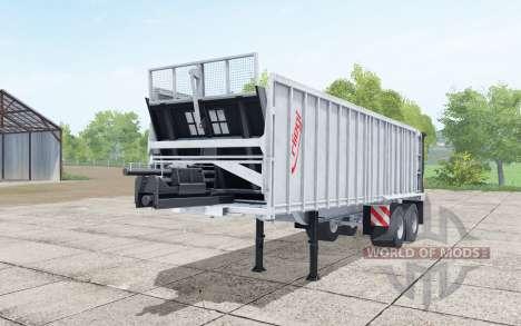 Fliegl ASS 298 Gigant для Farming Simulator 2017
