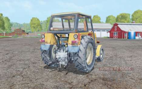 Ursus C-385 moving elements для Farming Simulator 2015