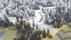 Зимний остров