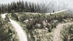 Район природ для MudRunner