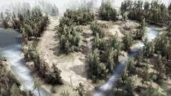 Ручьи для MudRunner