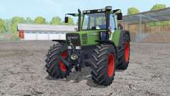 Fendt Favorit 515C Turbomatik front loader для Farming Simulator 2015