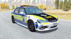 Hirochi Sunburst Australian Police