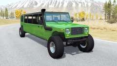 Ibishu Hopper limousine v0.92 для BeamNG Drive