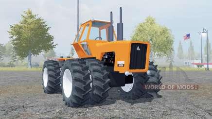 Allis-Chalmers 8550 double wheels для Farming Simulator 2013