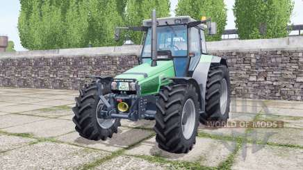 Deutz-Fahr AgroStar 6.38 1990 для Farming Simulator 2017