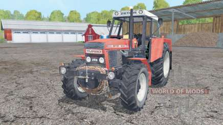 Zetor 16145 Turbo moving elements для Farming Simulator 2015