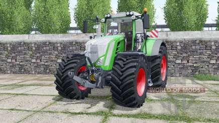 Fendt 824 Vario wheels selection для Farming Simulator 2017