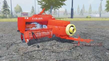 Famarol Ȥ-511 для Farming Simulator 2013