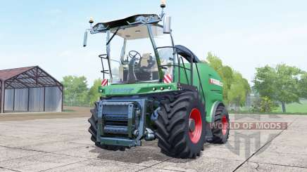Fendt Katana 85 wheels selection для Farming Simulator 2017