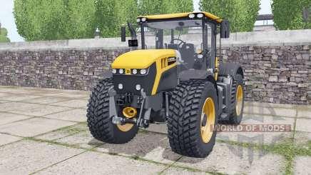 JCB Fastrac 4160 loader mounting для Farming Simulator 2017