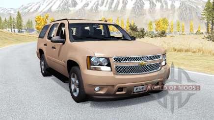Chevrolet Tahoe (GMT900) для BeamNG Drive