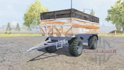 Conow HW 60 dirt для Farming Simulator 2013