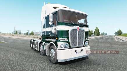 Kenworth K200 8x4 для Euro Truck Simulator 2