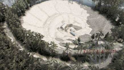 Заброшенные шахты v2.0 для MudRunner