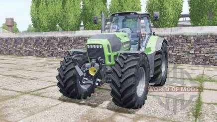 Deutz-Fahr Agrotron L730 для Farming Simulator 2017