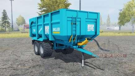 Rolland TurboClassiƈ 20-30 для Farming Simulator 2013