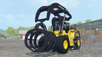 Volvo L180H High-Lift для Farming Simulator 2015