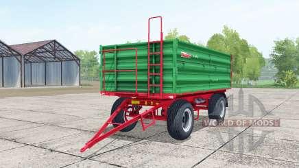 Warfama T-670 green для Farming Simulator 2017