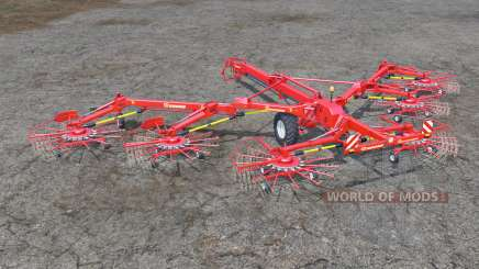 Krone Swadro 2000 v1.3 для Farming Simulator 2015