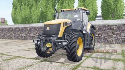 JCB Fastrac 8280 new animace для Farming Simulator 2017