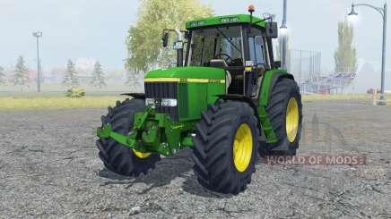 John Deere 6810 animated element для Farming Simulator 2013
