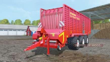 Strautmann Tera-Vitesse CFS 5201 DO multicolor для Farming Simulator 2015