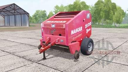 Mascar 2120 Evolution для Farming Simulator 2017
