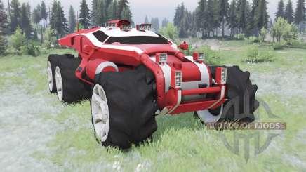 Nomad ND1 для Spin Tires