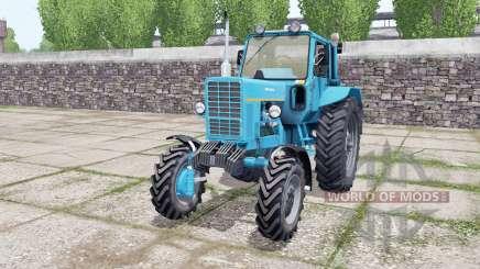 МТЗ 82 Беларуҫ для Farming Simulator 2017