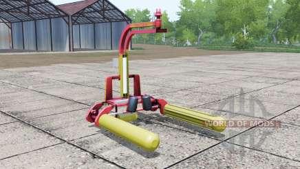 Tanco AutoWrap 1510EH для Farming Simulator 2017