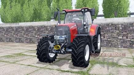 Case IH Puma 165 CVX design selection для Farming Simulator 2017