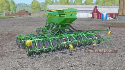 Johɳ Deere 750A для Farming Simulator 2015