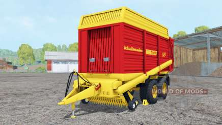 Schuitemaker Ɽapide 125 для Farming Simulator 2015