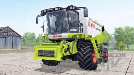 Claas Lexion 550 IC для Farming Simulator 2017
