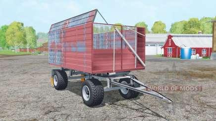 Conow HW 80 frayed для Farming Simulator 2015