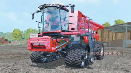 Case IH Axial-Flow 9230 crawler для Farming Simulator 2015