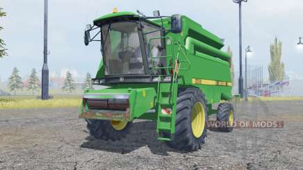 John Deere 2058 v2.0 для Farming Simulator 2013