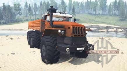 Урал 4320-41 Полярник для MudRunner