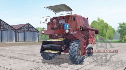 Bizoᶇ Z056 для Farming Simulator 2017